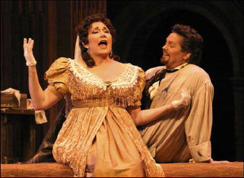 Tosca with Carol Vaness